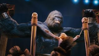 Video Kong Escapes Scene - Kong's Rampage - King Kong (2005) Movie CLIP [1080p HD] download MP3, 3GP, MP4, WEBM, AVI, FLV April 2018