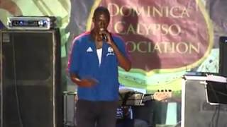 da unstoppable predator  - paying rent dominica calypso 2015 must watch