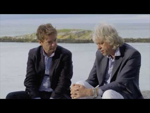 Bob Geldof on why Europe doesn't work. Dalkey Book Festival