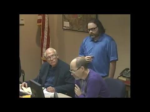 Waverly City Council Meeting (December 4, 2017)