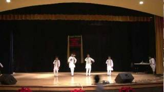 Indian Patriotic Song Performed at Triangle Telugu Association Annual Function - 2011