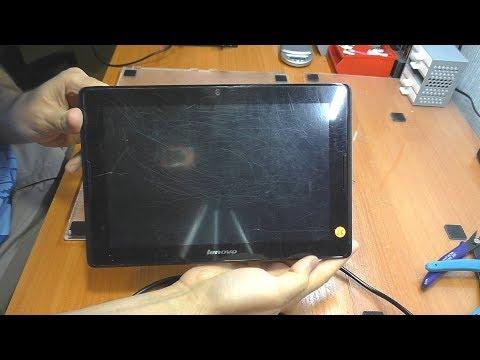 РЕМОНТ ДЛЯ ПОДПИСЧИКА: Планшет Lenovo A7600 /  Проблема с разъёмом питания