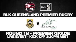 BLK Queensland Premier Rugby: UQ v Sunnybank