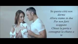 Tiziano Ferro e Carmen Consoli - Il Conforto - Karaoke - Parte Maschile - Voce Paio