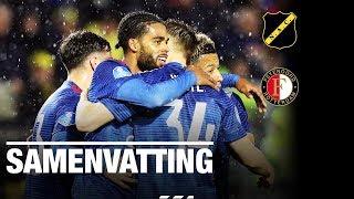 Samenvatting | NAC Breda - Feyenoord 2018-2019