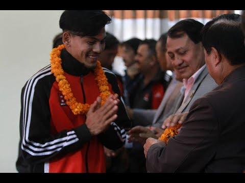 Nepal U19 Are Off To Bishkek, Kyrgyz Republic