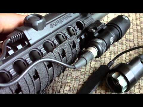 SureFire SR07 Remote Dual Switch for WeaponLights