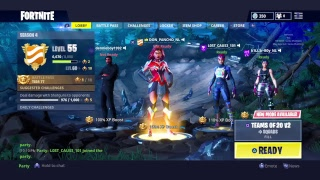 Fortnite Battle Royale - Season 4 PS4 [8-6-2018]