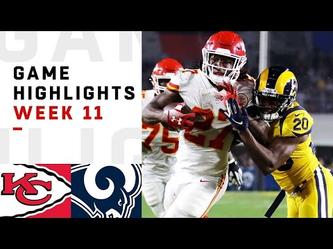 The Greatest Regular Season Game of All Time? | Chiefs vs. Rams 2018 Highlights from YouTube · Duration:  16 minutes 54 seconds