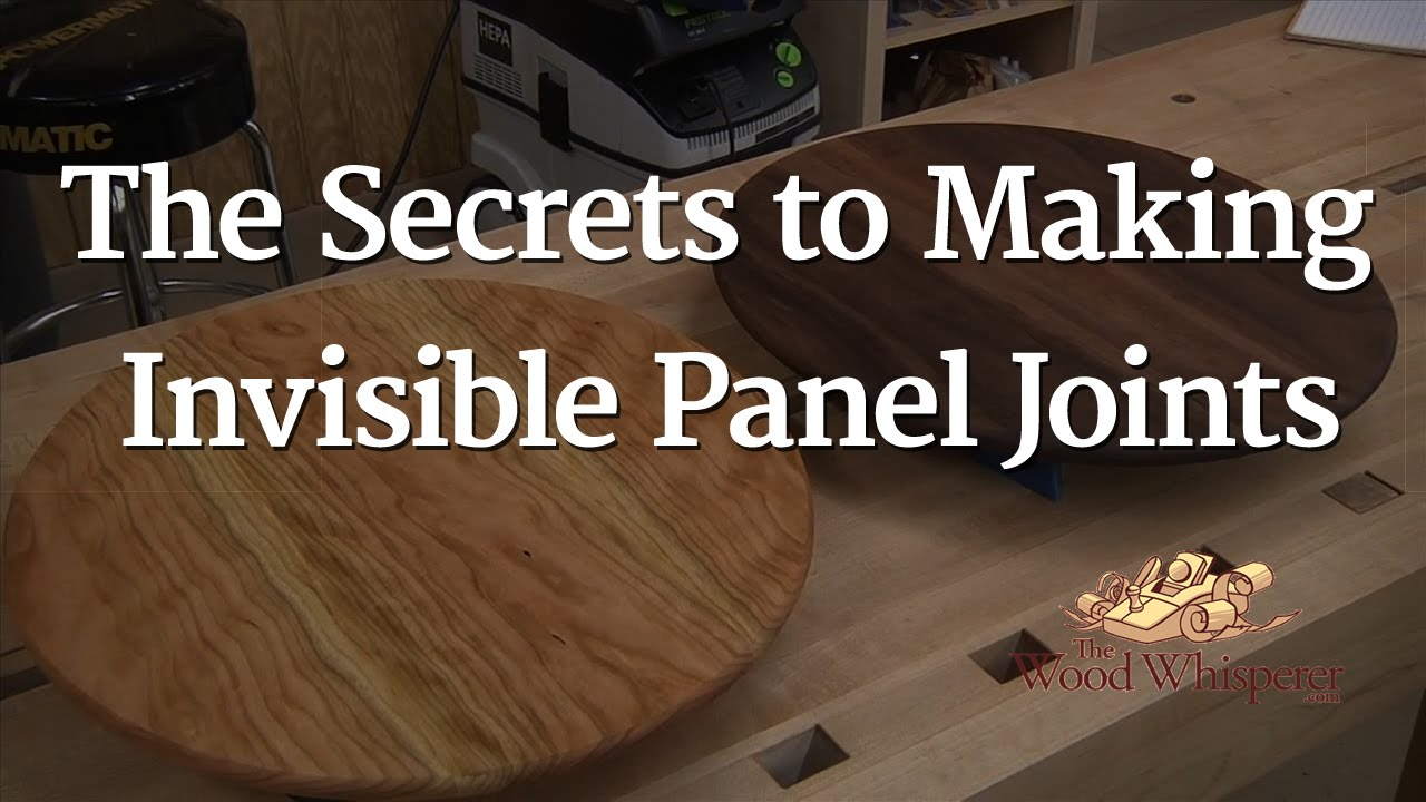 203 - The Secrets to Making Invisible Panel Joints - YouTube