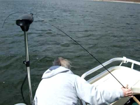 Brownlee reservoir crappie 2 youtube for Brownlee reservoir fishing report