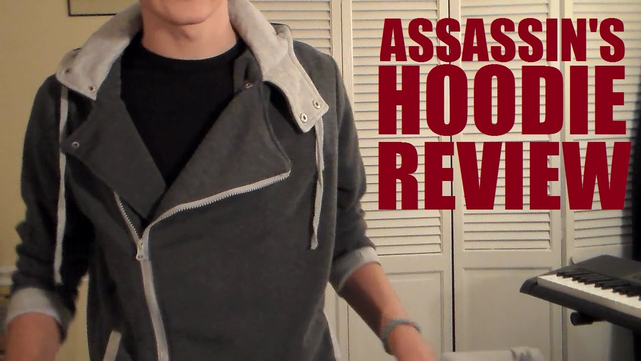 Watch 3 Ways to Cut a Hoodie video