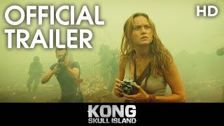 Kong: Skull Island (2017) Comic-Con Trailer (HD)