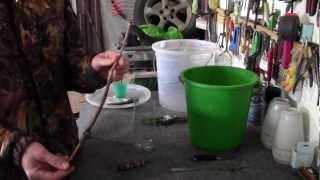 Выращивание винограда черенками(Хотите уже в мае посадить черенок с развитой корневой системой??? смотрите как это сделать, помогает корневи..., 2013-03-17T14:46:16.000Z)