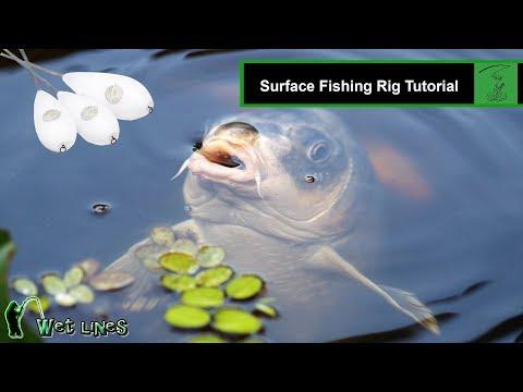 Surface Fishing Rig Tutorial (Korda Surface Controller)