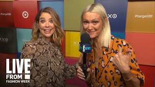 Ashley Benson Doesn't Spend Money on Clothes, Apparently | NYFW | E! Red Carpet & Award Shows