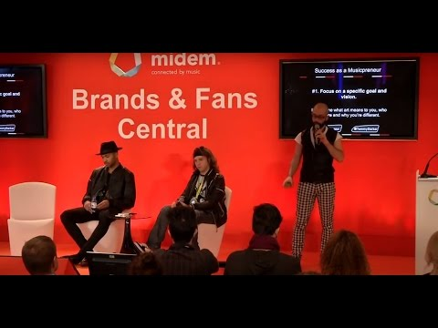 Openmic Panel: The Rise of the Musicpreneur - Midem 2014