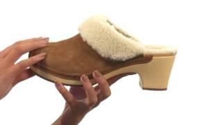 Crocs Sarah Luxe Lined Clog Sku:8726778