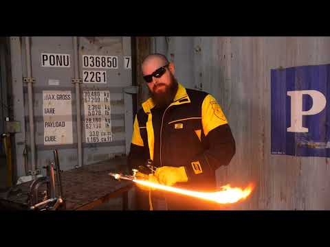 How To Light And Set A Neutral Flame With A Gas Torch | ESAB Elite