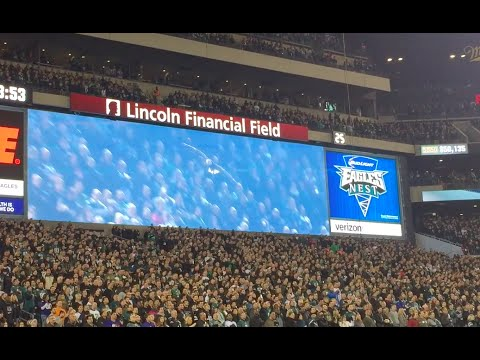 Challenger Soars at Lincoln Financial Field! October 19, 2015.