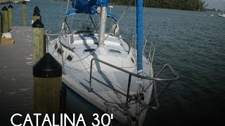 Used 1984 Catalina 30 Tall Rig For Sale In Longboat Key, Florida