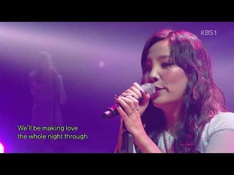 Dami Im - Saving All My Love For You - KBS TV Korea