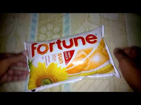 Fortune Sun Lite Refined Sunflower Oil Review