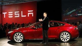 Великий предприниматель Илон Маск.Владелець Тесла Моторс