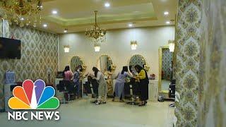 Fears Of Taliban Return As U.S. Troops Leave Afghanistan | NBC Nightly News