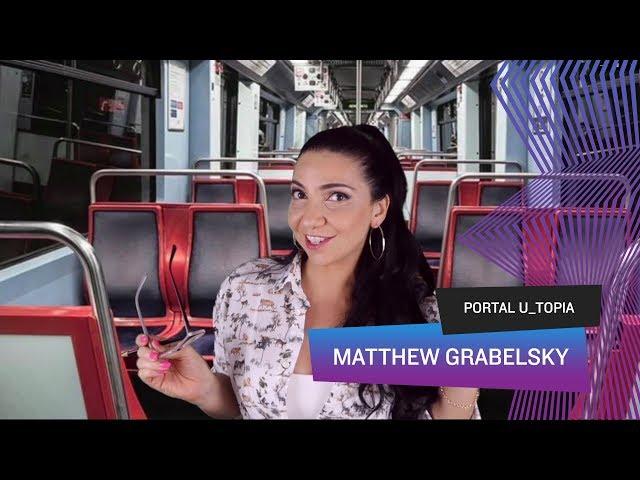 Portal U_topia -   Matthew Grabelsky, se você fosse um bicho, qual bicho você seria