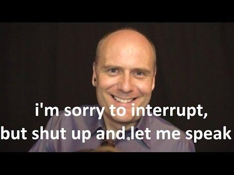 "Stefan Molyneux's Debating Technique , ""I'm sorry to interrupt.."""