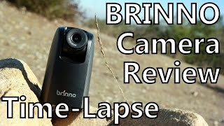 Review: Brinno TLC200 Pro Time-Lapse Camera