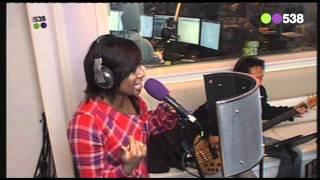 Radio 538: Edsilia Rombley - Nooit Meer Zonder Jou (Live bij Evers Staat Op)