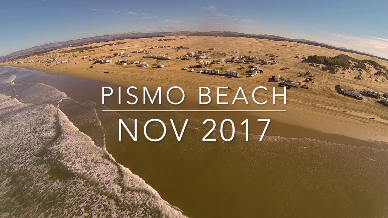 Pismo Beach Nov 2017 Off Roading In The Sand Dunes
