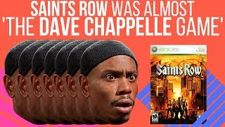 Saints Row was almost