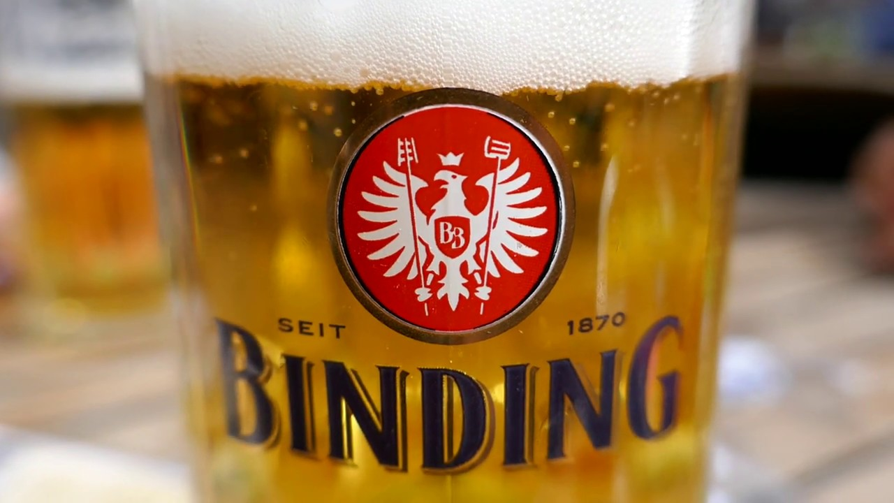 BINDING BIER ! - YouTube