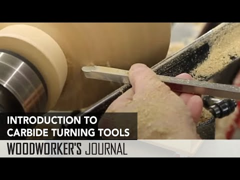 Are Carbide Insert Tools Right for You?