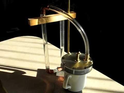 liquid piston ringbom stirling engine youtube. Black Bedroom Furniture Sets. Home Design Ideas