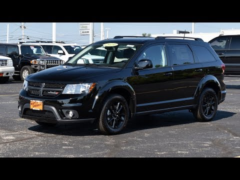 2019 Dodge Journey SE Blacktop For Sale | 29233T