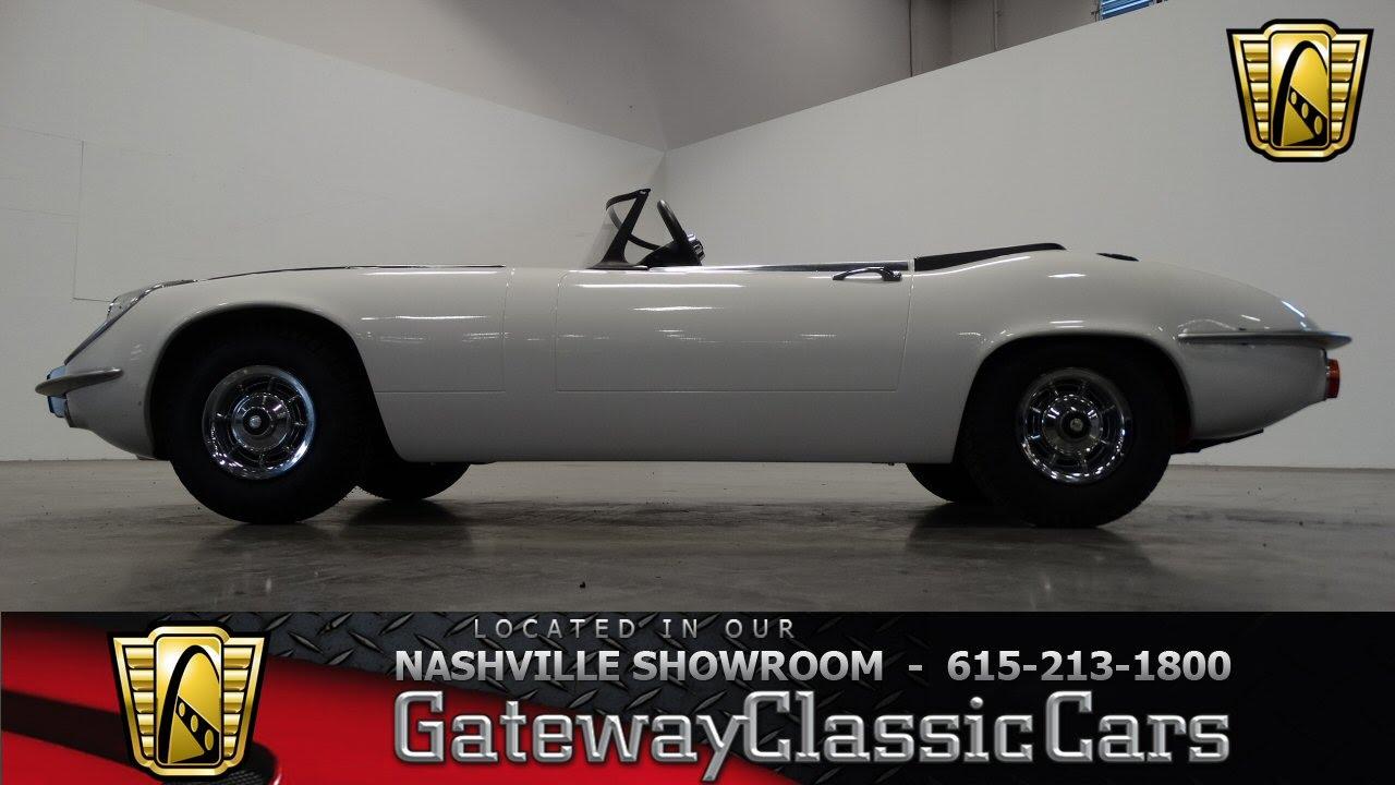 Junior Jaguar E-Type Go-Kart - Gateway Classic Cars of Nashville ...