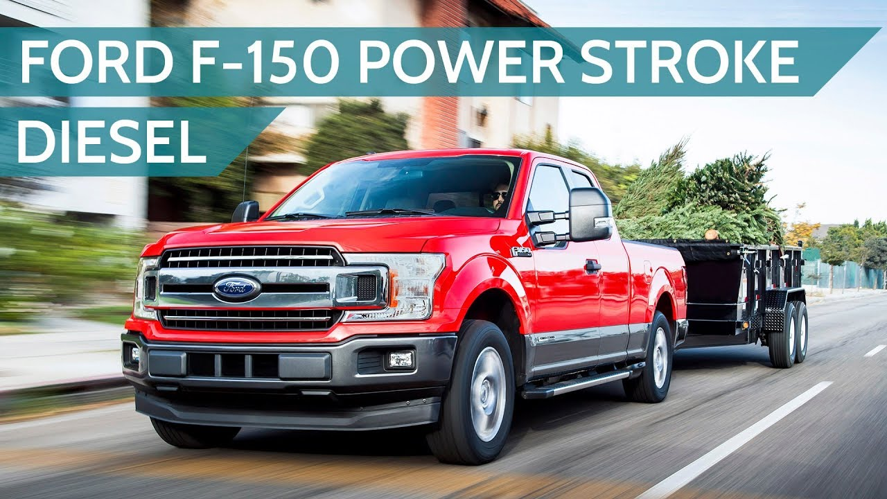 2019 Ford F 150 Stroke Sel Record Torque And Mpg But