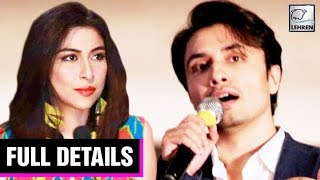 Pakistani Singer Meesha Shafi Accuses Ali Zafar Of Physical Harassment | Lehren News