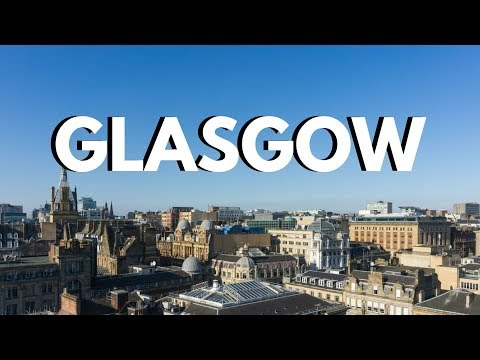 Top Things To Do In Glasgow: A First Timers Guide | #ad