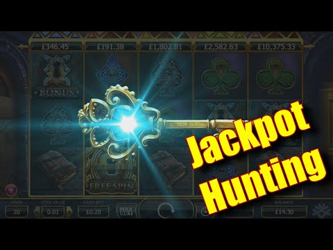 Jackpot Hunting - Holmes And The Stolen Stones - Online Slots - PlayOJO Casino - The Reel Story