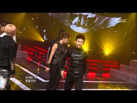 BTOB - Insane, 비투비 - 비밀, Music Core 20120331
