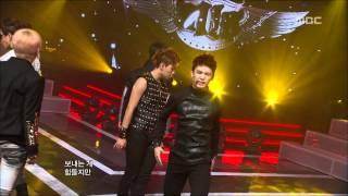 BTOB Insane 비투비 비밀 Music Core 20120331