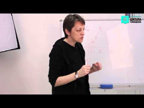 Как написать сценарий. Видео урок часть 1. СПбШТ