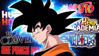 'DRAGON BALL'  in 14 ANDEREN ANIME