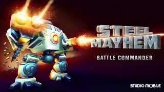 Steel Mayhem - Стальной Шериф