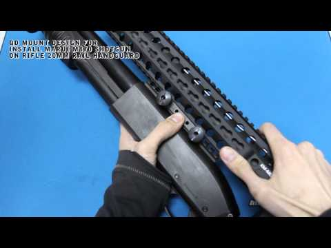 SenminSisou Salamander M870 Masterkey Kit for Marui M870 Shotgun